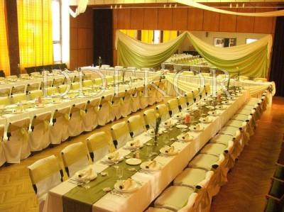 Eskuvői díszítés