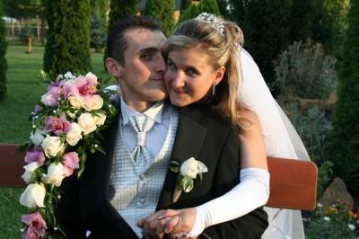 Menyasszonyi csokor 2.