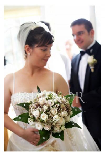 Romantikus menyasszonyivirág